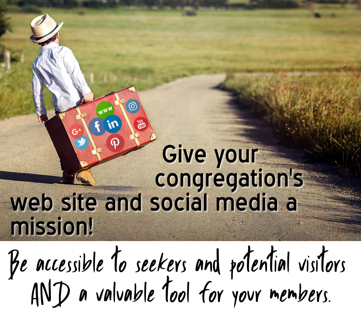 Give your congregation's 